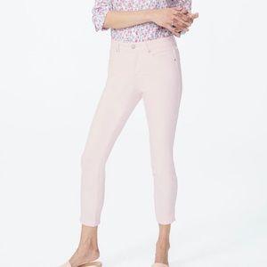 NYDJ Ami Ankle Skinny pink Jeans